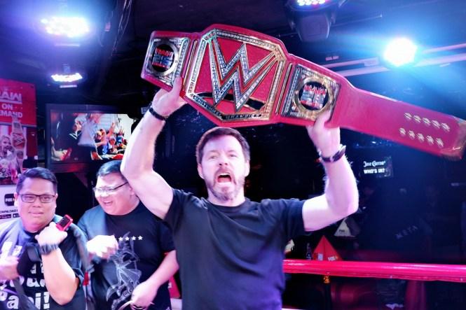 #WWEonFoxPlus