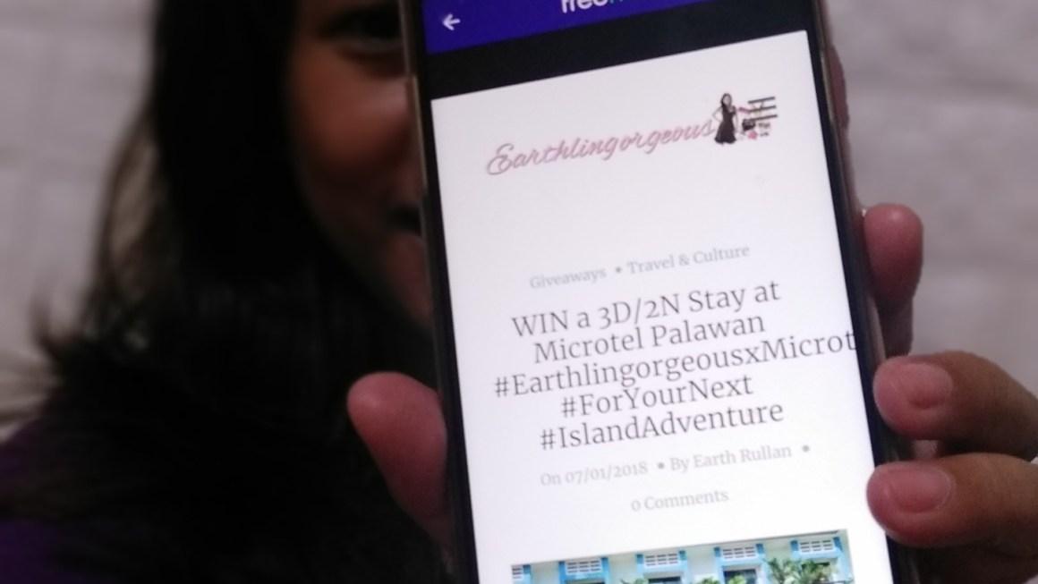 Earthlingorgeous now on Freenet!  #EarthlingorgeousonFreenet