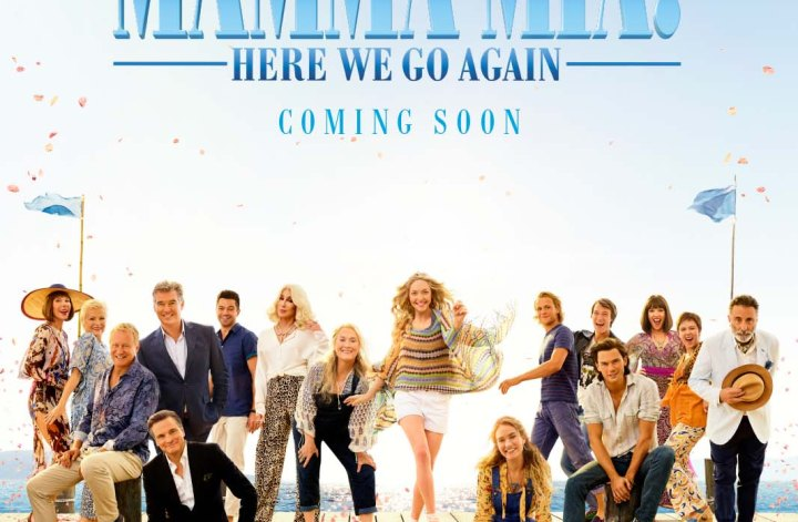 Mamma Mia Here We Go Again Movie review