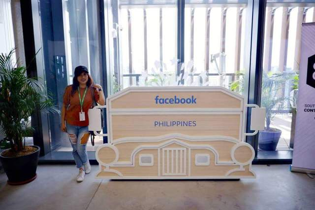 Facebook Philippines headquarters