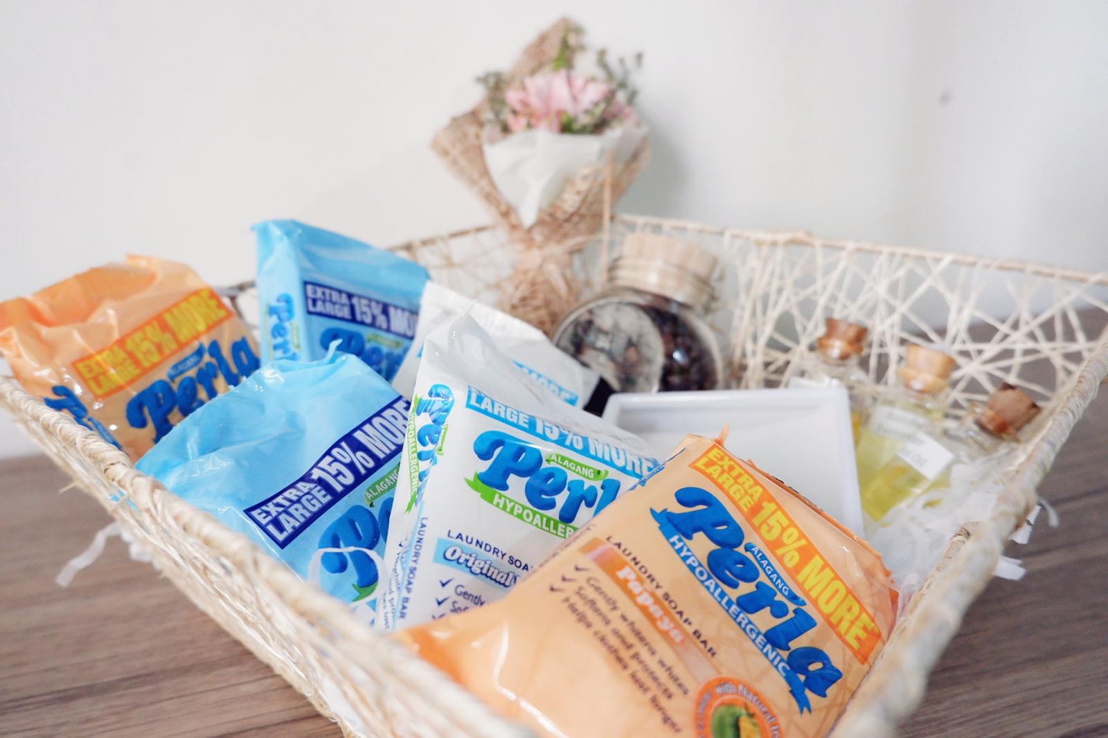 Perla Hypoallergenic Laundry Soap Bar