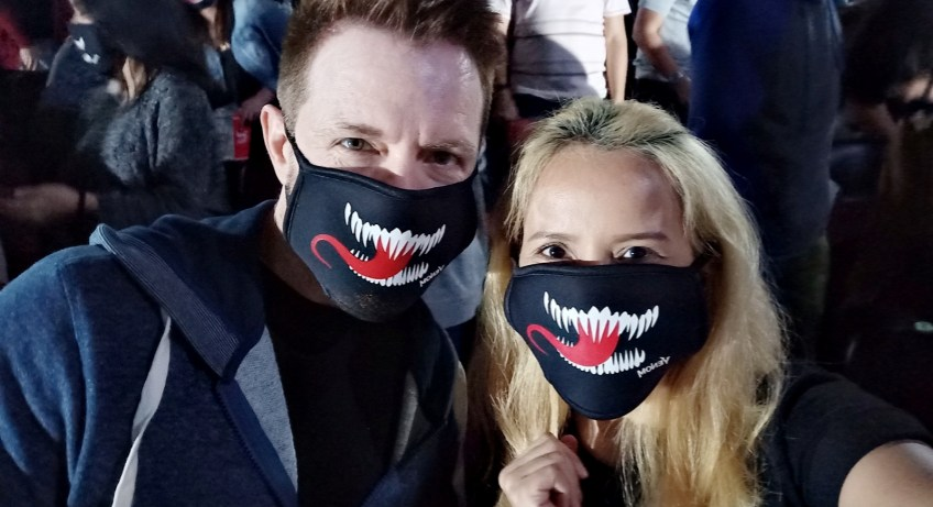 Venom movie review #wearevenom