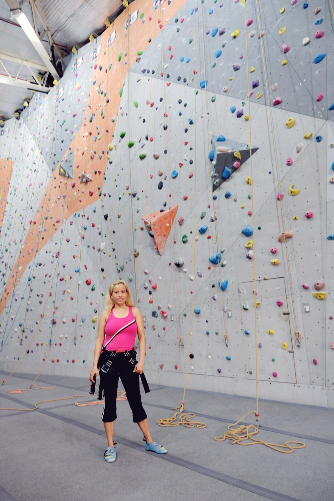 Climb Central Manila review