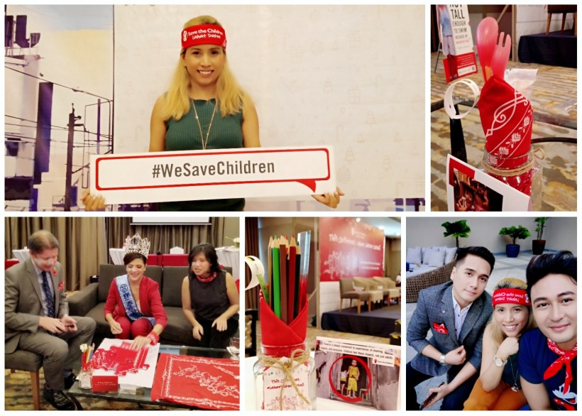Save the Children #LahatDapat bandana