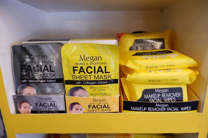 Megan Facial Sheet Masks