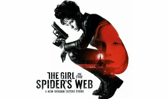 The Girl in the Spider's Web review Marcus Dreeke and Earth Rullan