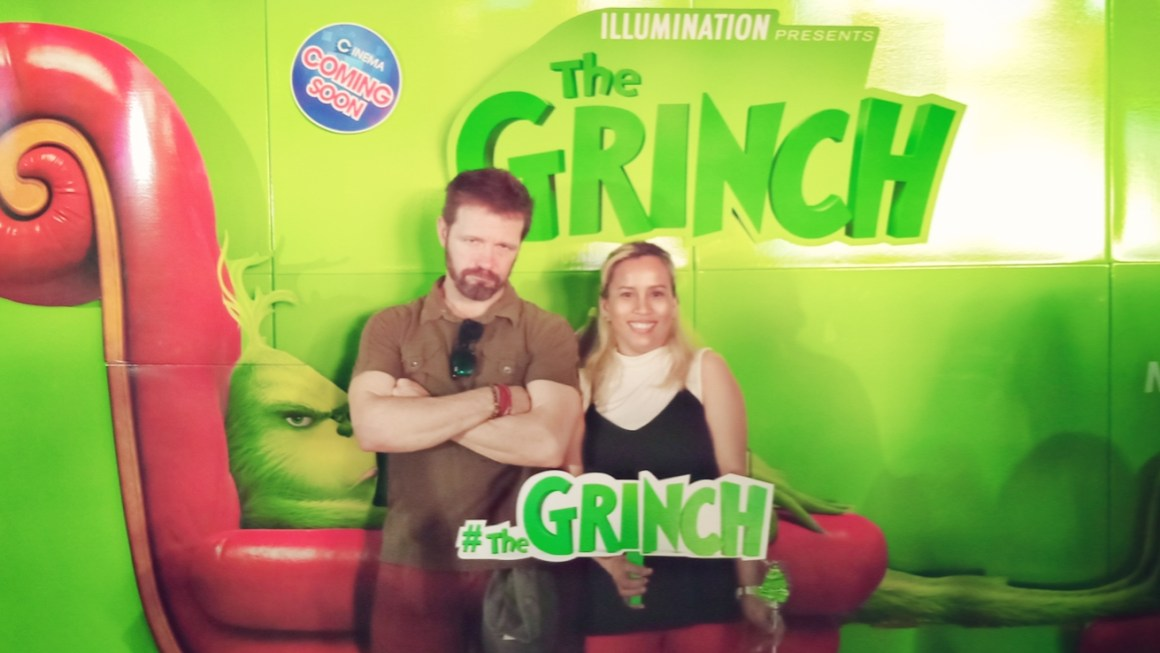 The Grinch Movie Review — His and Her Opinion