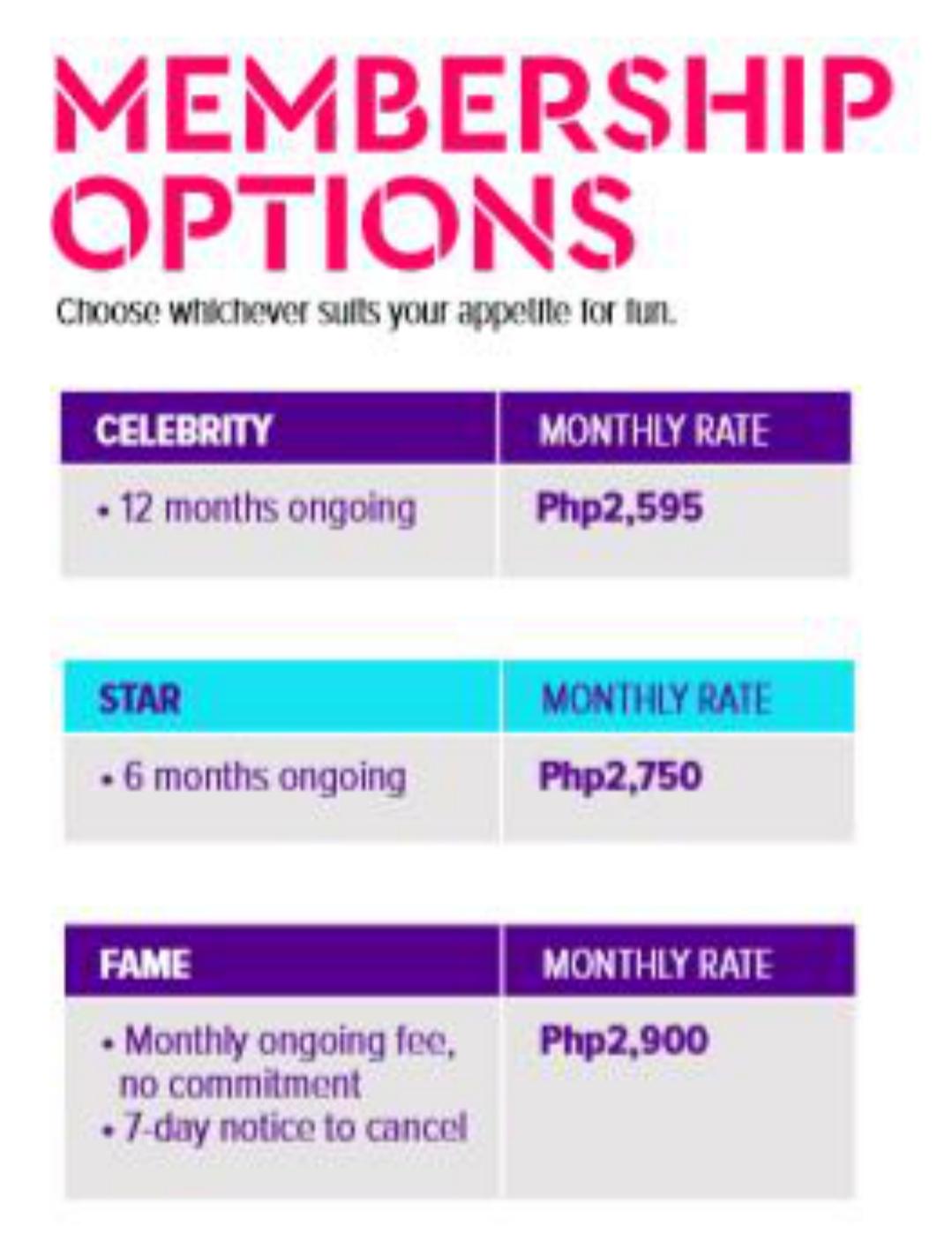 (PDF) Marketing Plan in The celebrity Fitness (Kuala ...