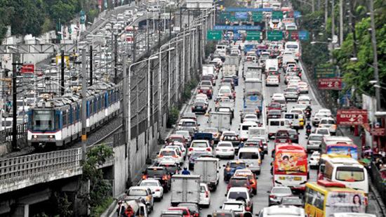 Grab rides transportation system Philippines