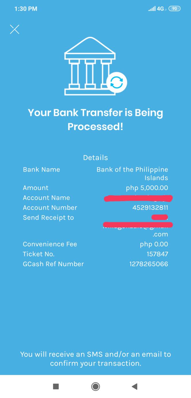 Money transfer made Easy with GCash