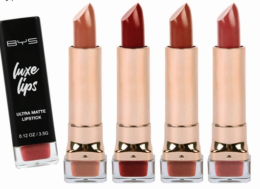 NEW!  BYS Luxe Lips Ultra Matte