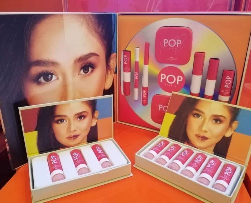 SG Popstar Studio Makeup Album Launch