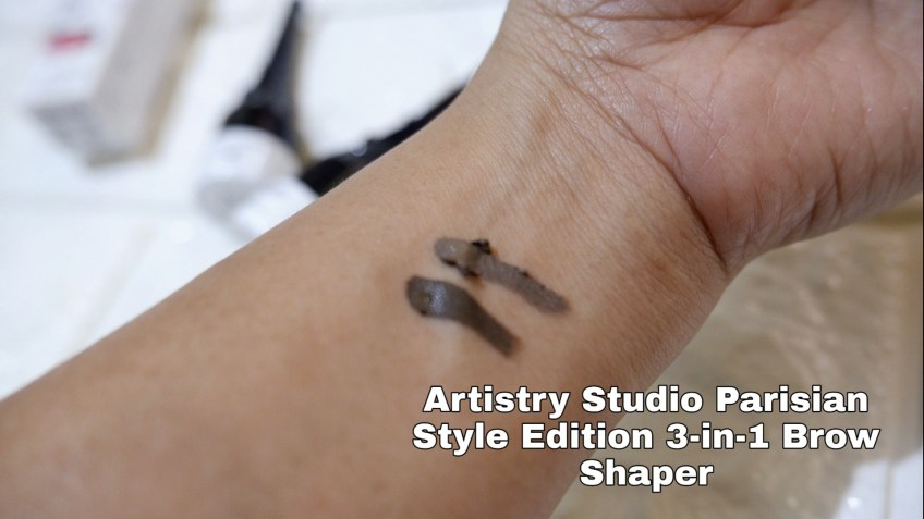 Artistry Studio Parisian Style Edition 3-in-1 Brow Shaper review
