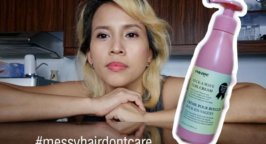Eva-NYC Rock-A-Wave Curl Cream review