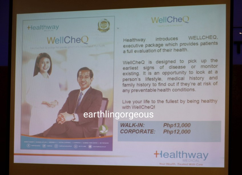 Healthway Healthy Lifestyle Bundles Medical Check-Up Packages