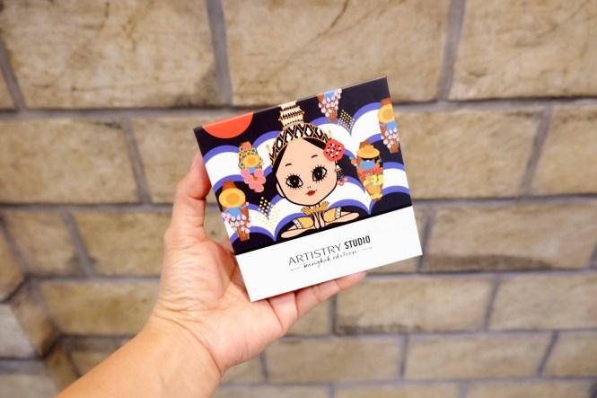 Amway Studio Bangkok Edition makeup line