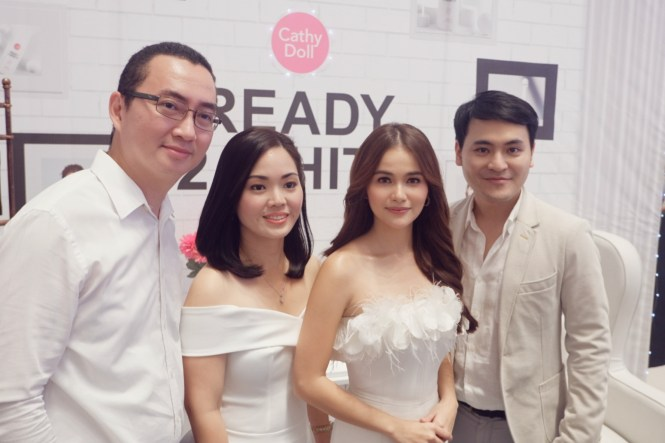 Elisse Joson Ready to White