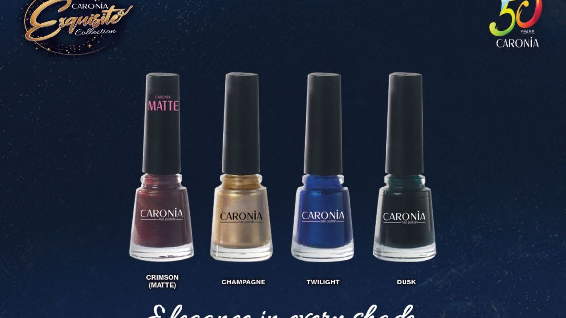 Dazzle the Holidays with Caronia Exquisite Collection