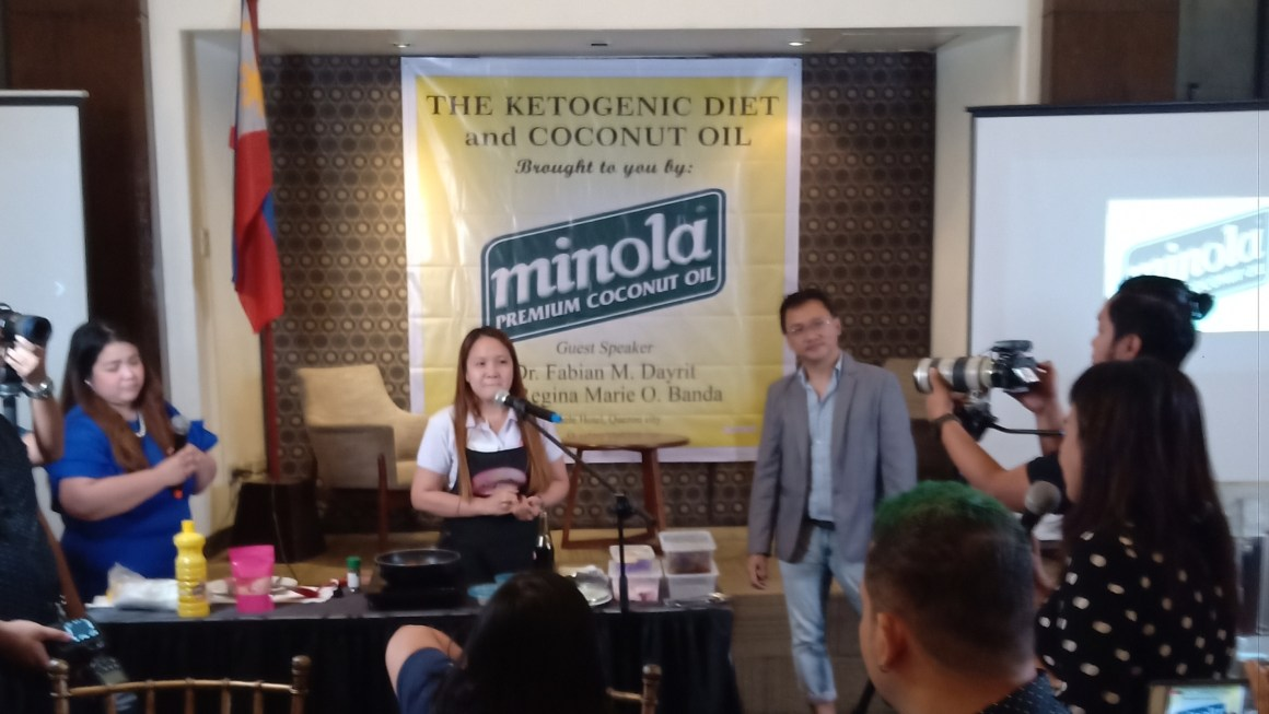 Debunking Myths on Keto Diet + Facts About Minola Premium Coconut Cooking Oil