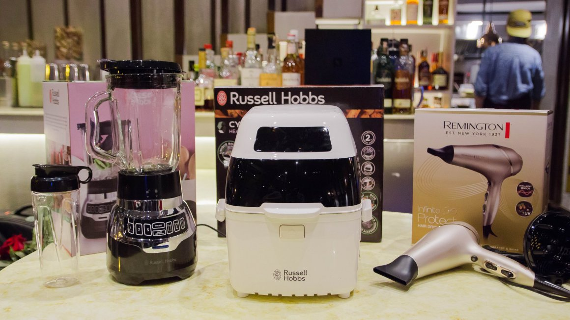 2019 Christmas Wishlist: 3 Things to Make You Healthier and Gorgeous from Russell Hobbs and Remington