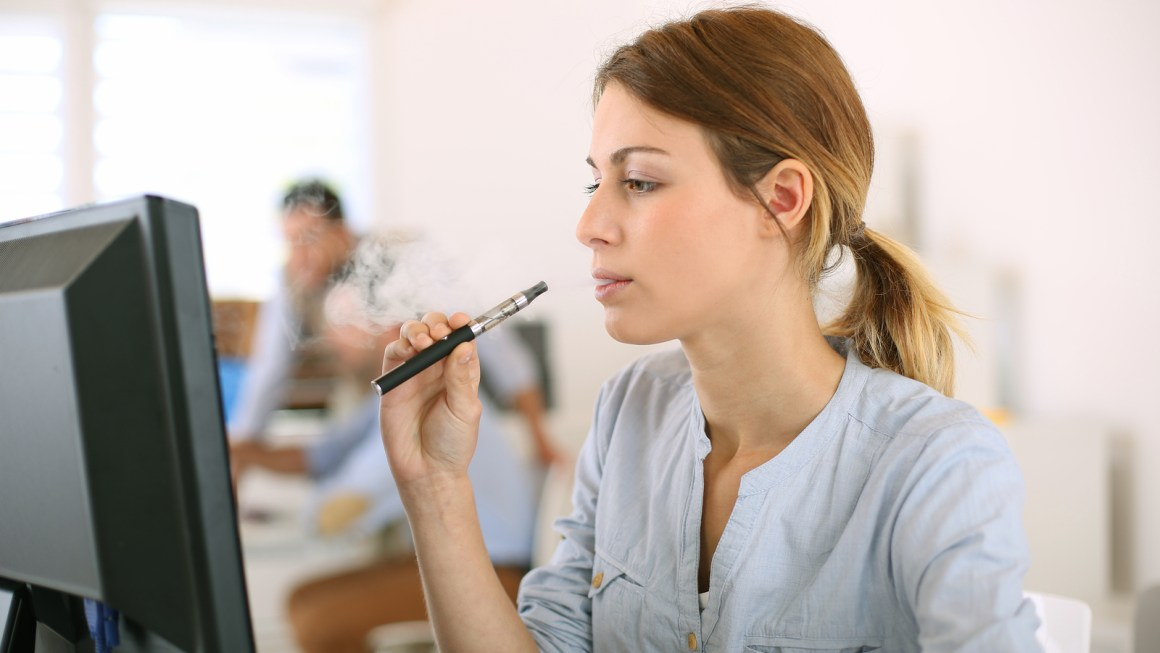 Minding Your Environment: Is It Legal to Be Vaping at Work?