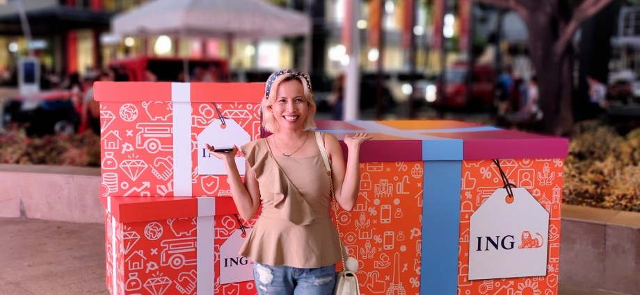 Give the gift of savings ING Bank Philippines ING Pay