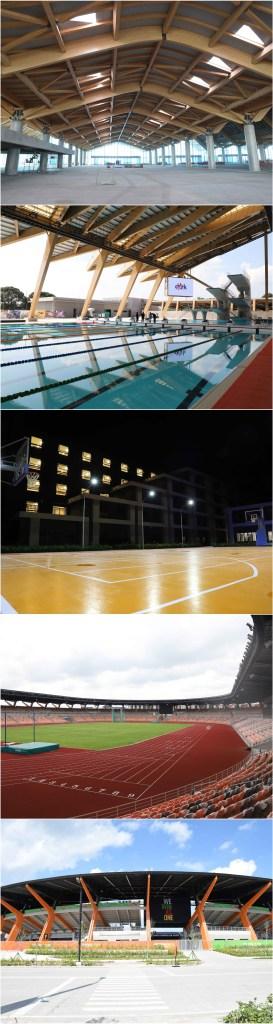 World class facilities Clark