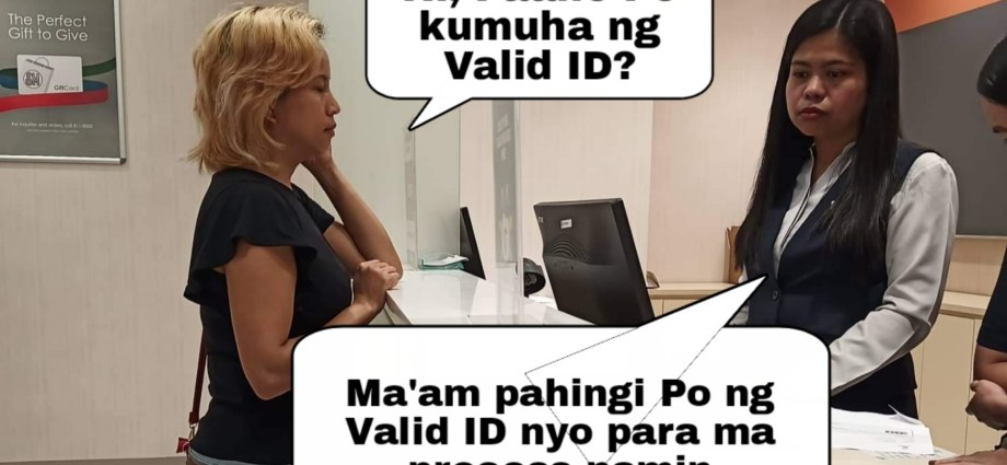 How to get valid ID Philippines