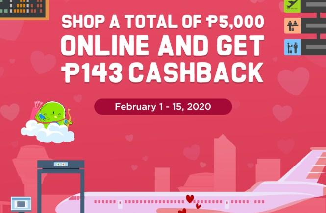 Money back with Paymaya this Valentine's Promo