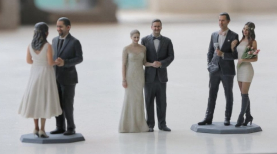 3D Cake Topper Cake Decorations