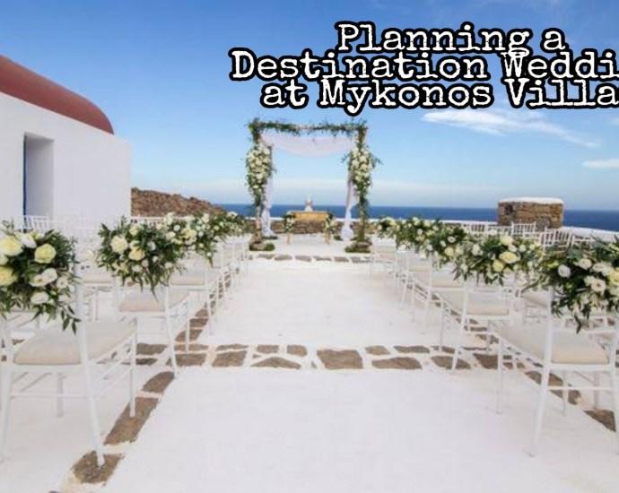 Kinglike Mykonos Villas