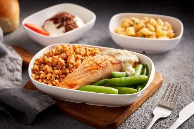 Emirates Airlines Shares their In-Flight Menu Recipes to Try at Home during the Quarantine