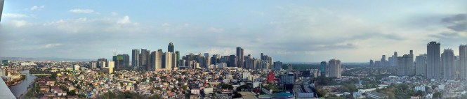 In Photos:. Metro Manila Cityscape During the Lockdown
