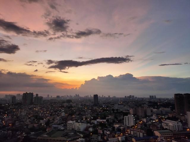 Metro Manila Cityscape Lockdown Edition