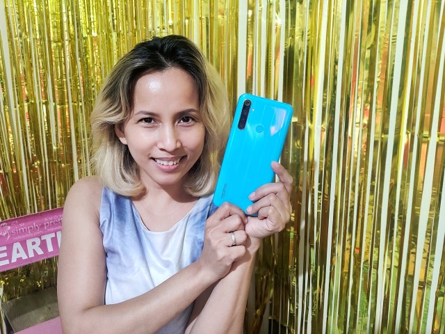 realme 6i Soda Blue review Philippines