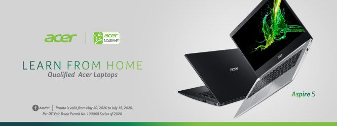 Acer's Learn From Home Program