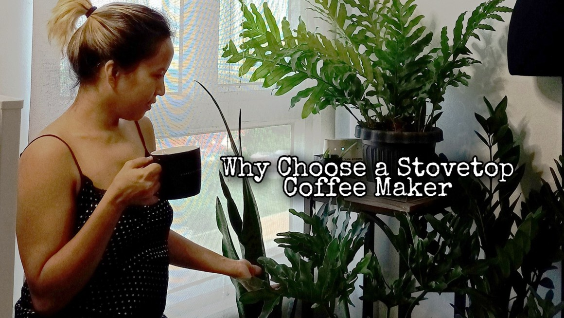 3 Compelling Reasons to Choose a Stovetop Coffee Maker