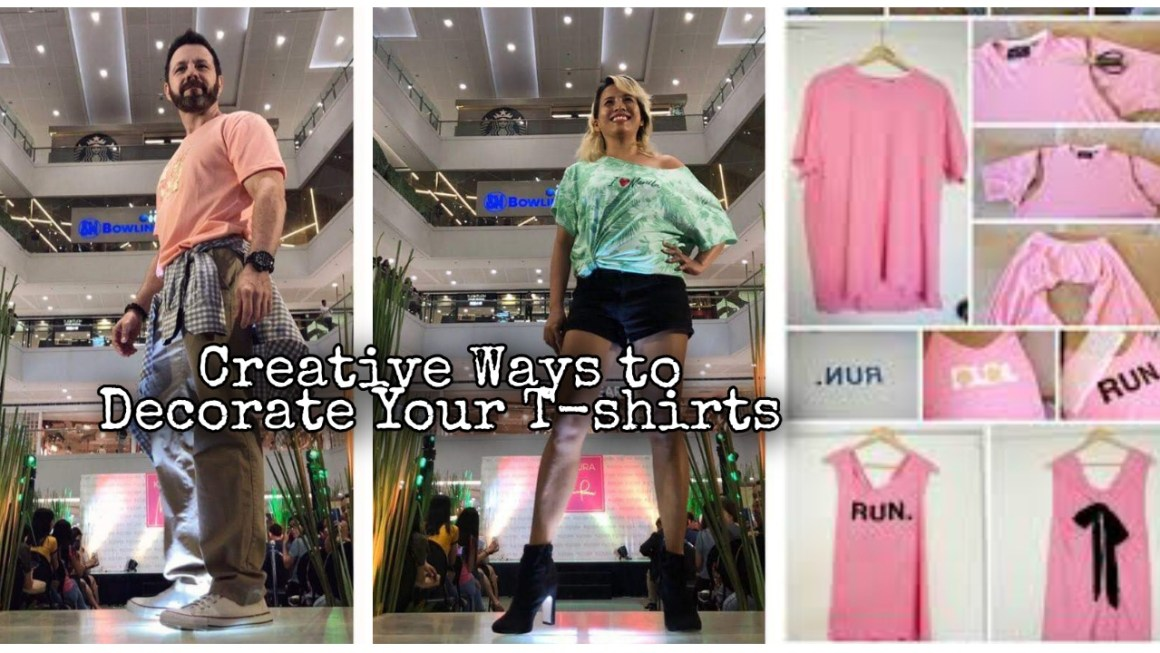 Creative Ways to Decorate Your T-shirt