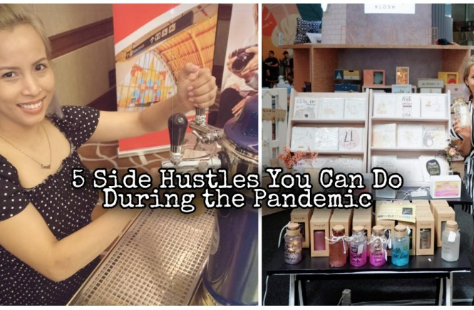 Side Hustles During the Pandemic