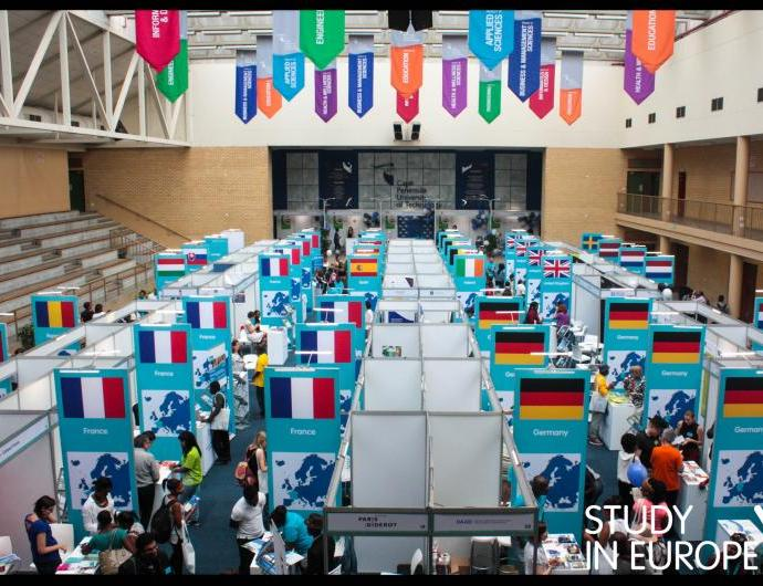 the EU Delegation will host the first-ever virtual European Higher Education Fair (EHEF). The 2020 fair is embracing the digital transformation by staging the much-anticipated annual education fair live online