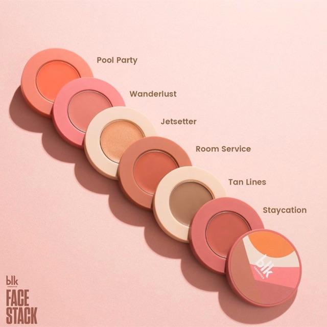 BLK Cosmetics stackable