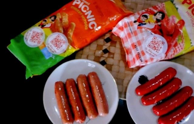 Mekenit Picnic Hotdogs