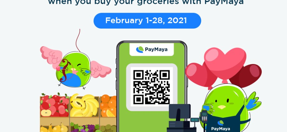 #ScantoPay with Paymaya