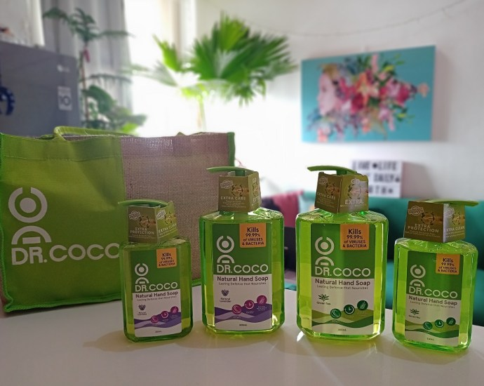 Dr. Coco Natural Hand Soap