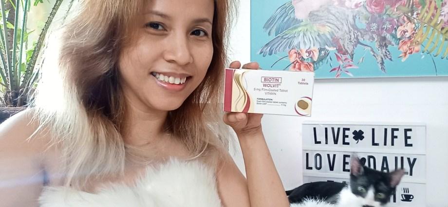 Wolvit Biotin review Philippines