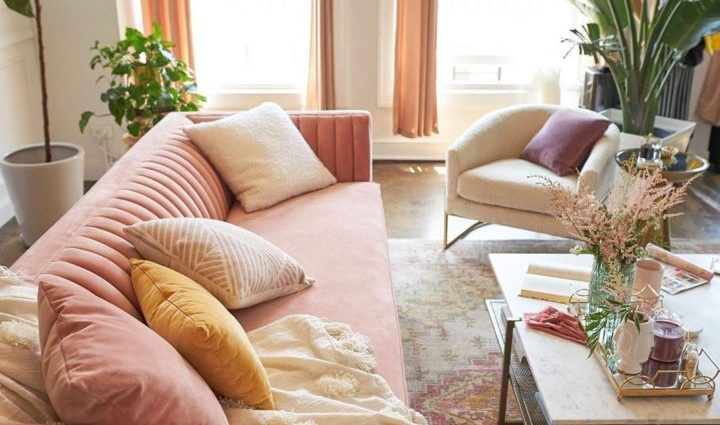 rented apartment creative home improvements