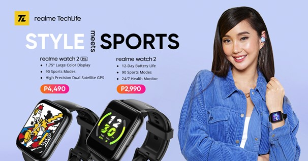 realme techlife products