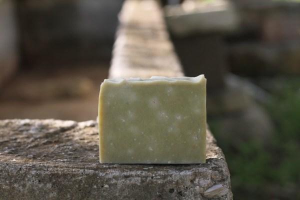 Sea & Foam Goats Milk Soap