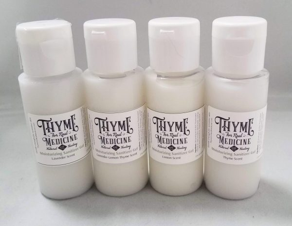 Thyme for Real Medicine Hand Sanitizer