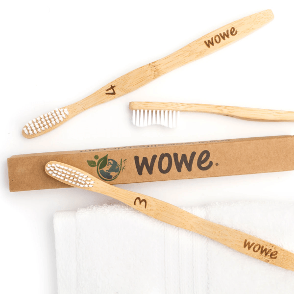 Soft Bristle Toothbrush single package